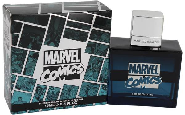 Marvel Comics Super Hero Cologne