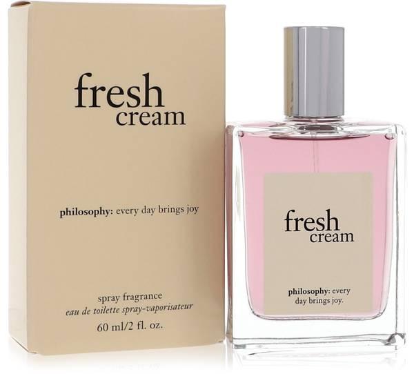 Fresh Cream Perfume