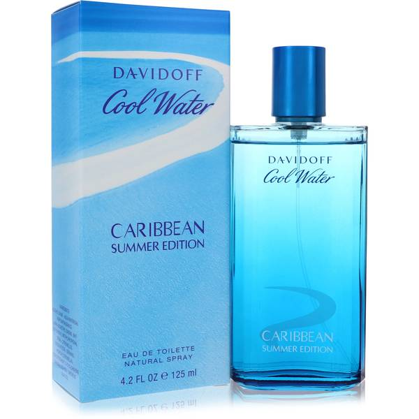 Cool Water Caribbean Summer Cologne