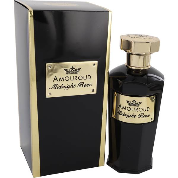 Midnight Rose Perfume