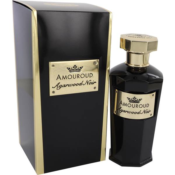 Agarwood Noir Perfume