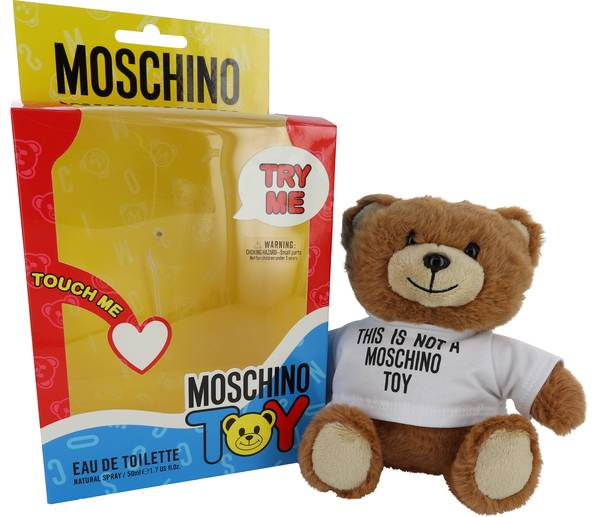 Moschino Toy Perfume