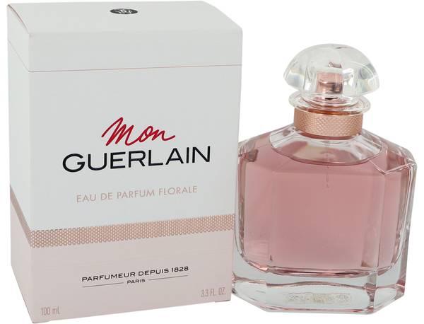 Mon Guerlain Florale Perfume