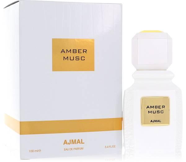 Ajmal Amber Musc Perfume