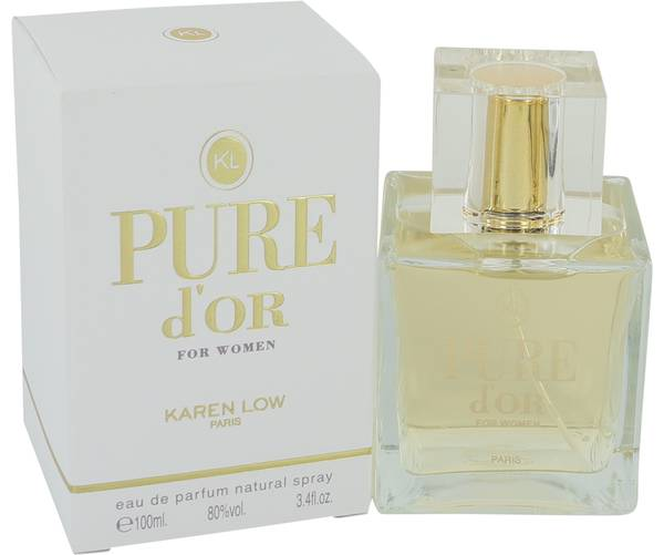 Pure D'or Perfume