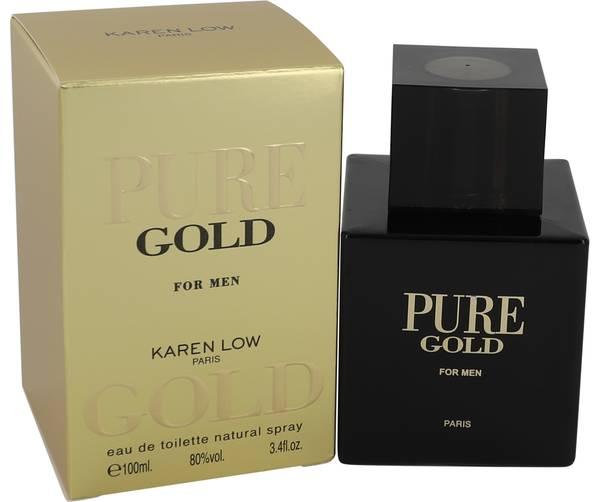 Pure Gold Cologne
