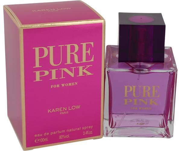 Pure Pink Perfume