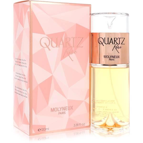 Quartz Rose Perfume