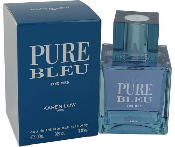Pure Bleu Cologne