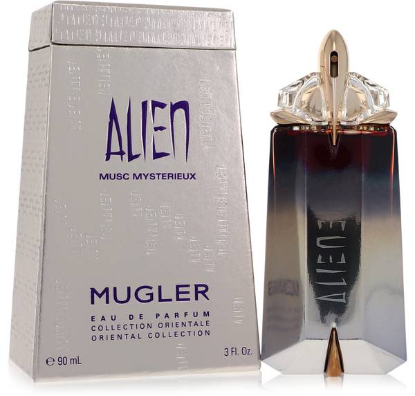 Alien Musc Mysterieux Perfume By Thierry Mugler Fragrancexcom