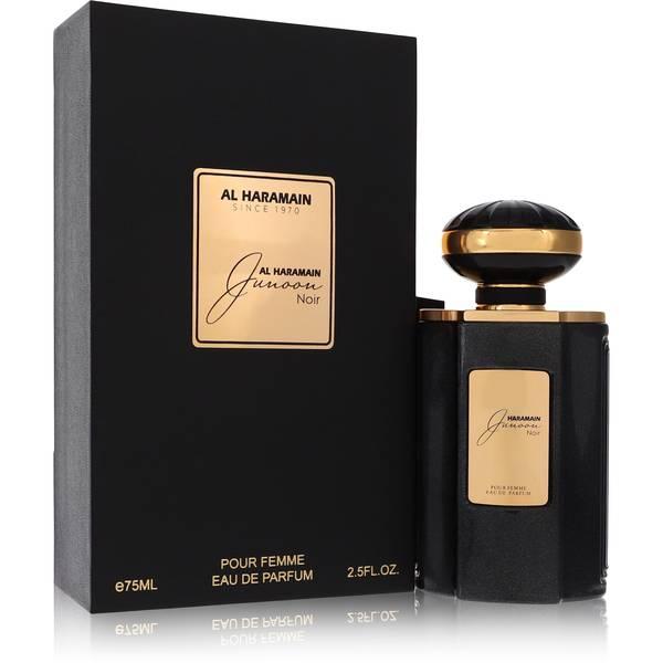 Al Haramain Junoon Noir Perfume