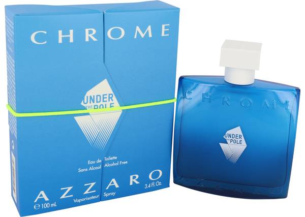 Chrome Under The Pole Cologne