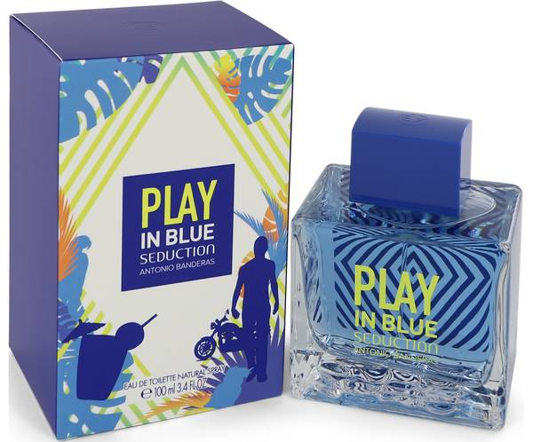 Play In Blue Seduction Cologne