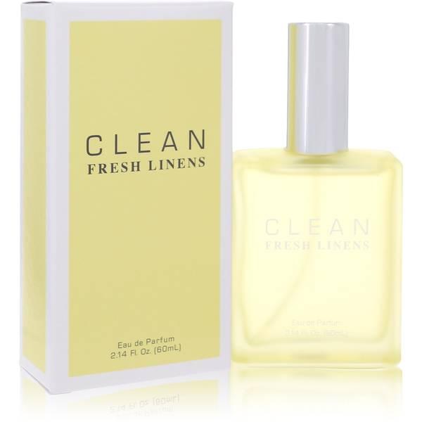 Clean Fresh Linens Perfume