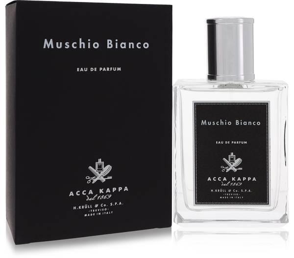 Muschio Bianco (white Musk/moss) Perfume