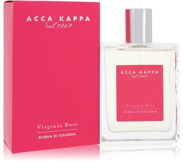 Virginia Rose Perfume