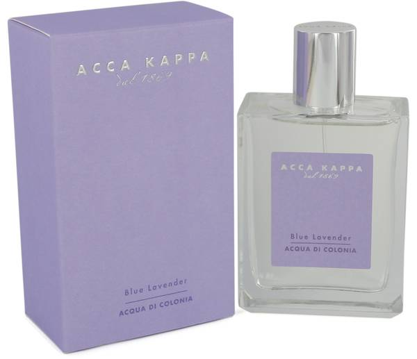 Blue Lavender Perfume