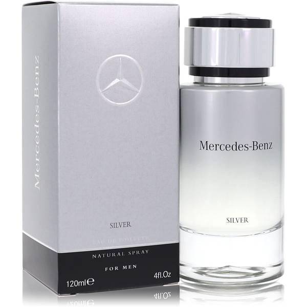 Mercedes Benz Silver Cologne