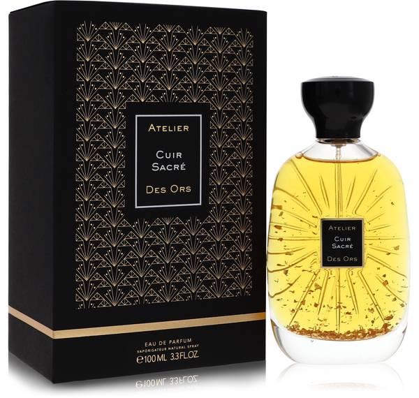 Cuir Sacre Perfume