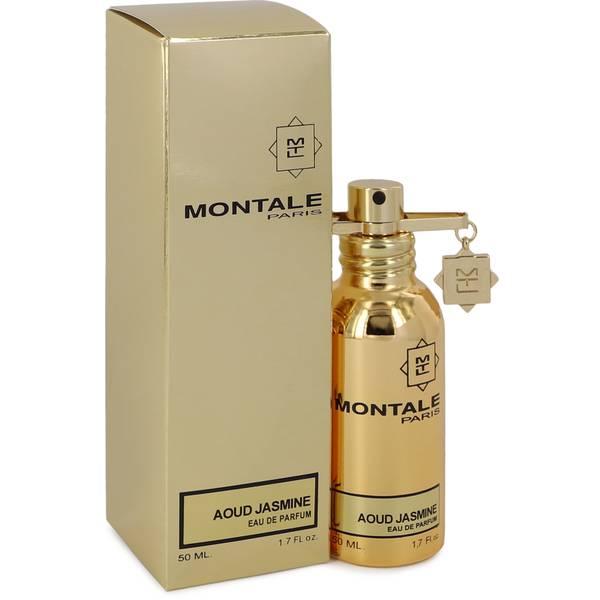 Montale Aoud Jasmine Perfume