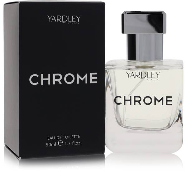 Yardley Chrome Cologne