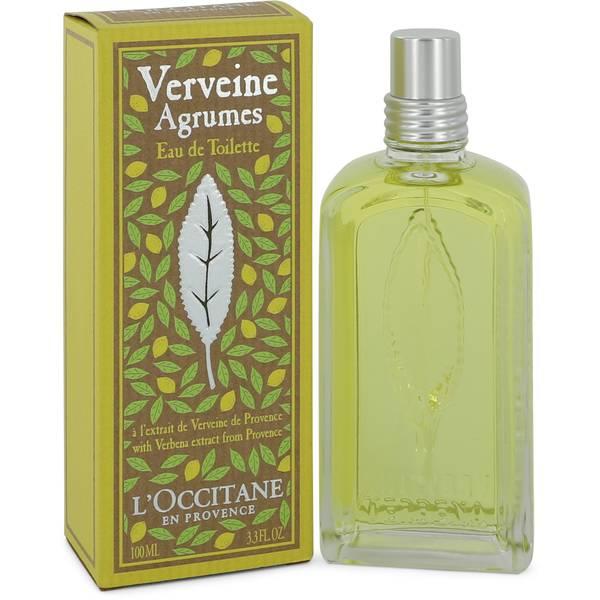 L'occitane Citrus Verbena (verveine Agrumes) Perfume