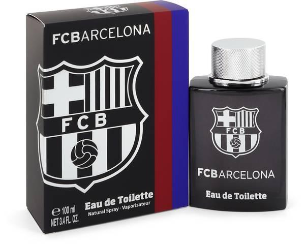 Fc Barcelona Black Cologne