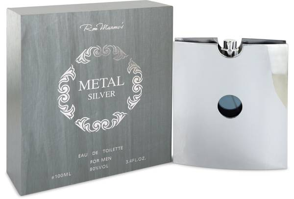 Metal Silver Cologne