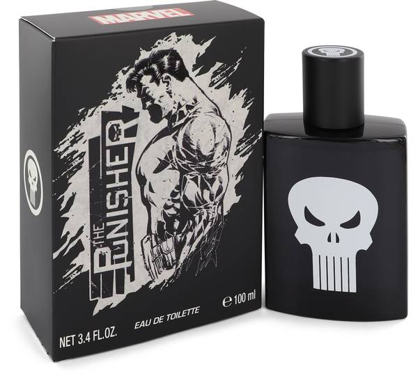 The Punisher Cologne