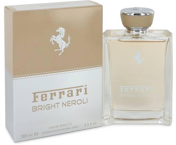Ferrari Bright Neroli Cologne