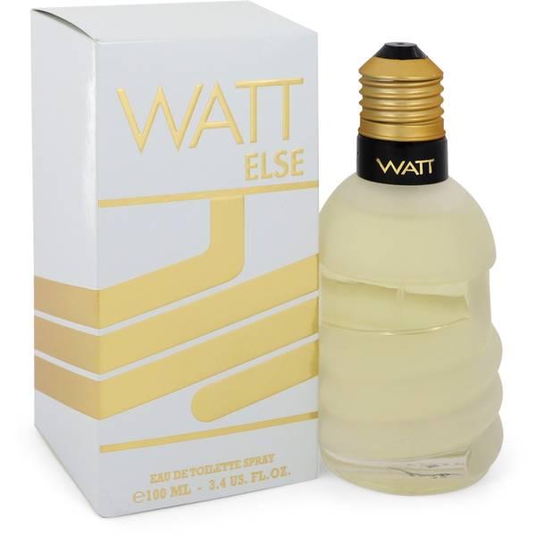 Watt Else Perfume by Cofinluxe