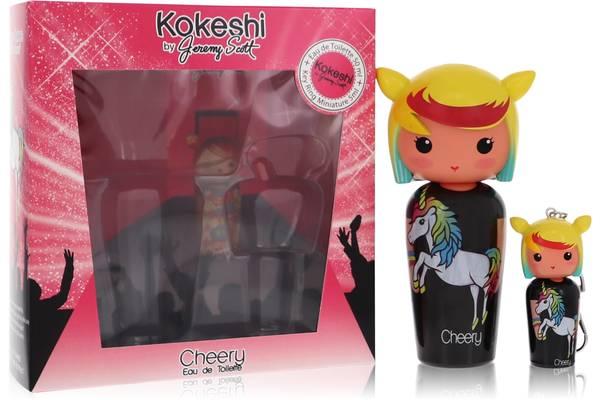 Kokeshi Cheery Perfume by Kokeshi