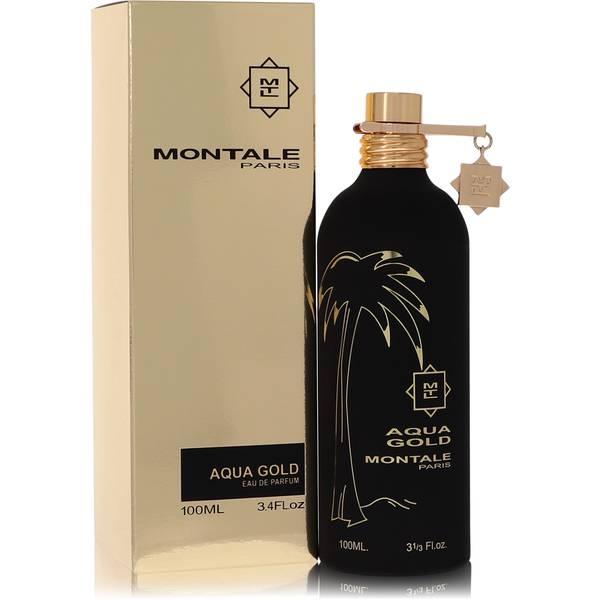 Montale Aqua Gold Perfume