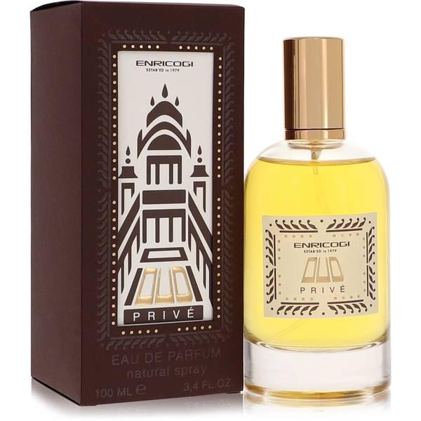 Enrico Gi Oud Prive Perfume