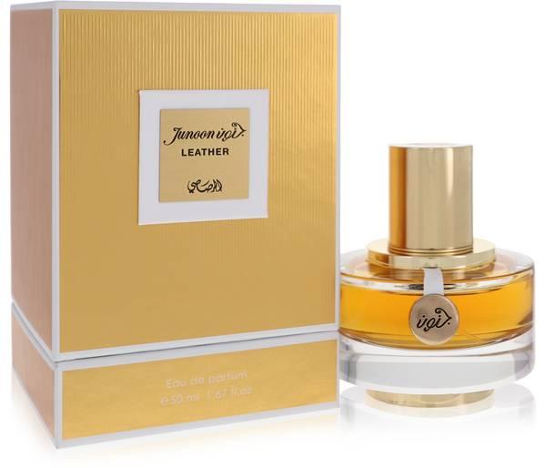 Rasasi Junoon Leather Perfume