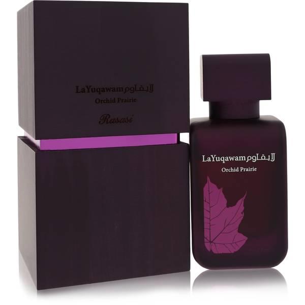 Rasasi La Yuqawam Orchid Prairie Perfume