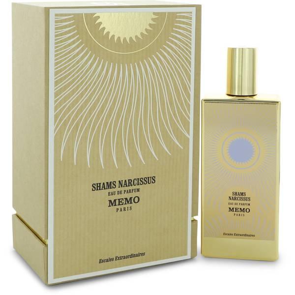 Shams Narcissus Perfume by Memo