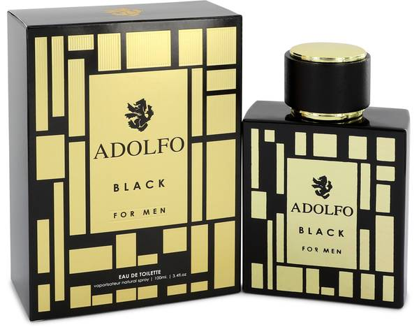 Adolfo Black Cologne