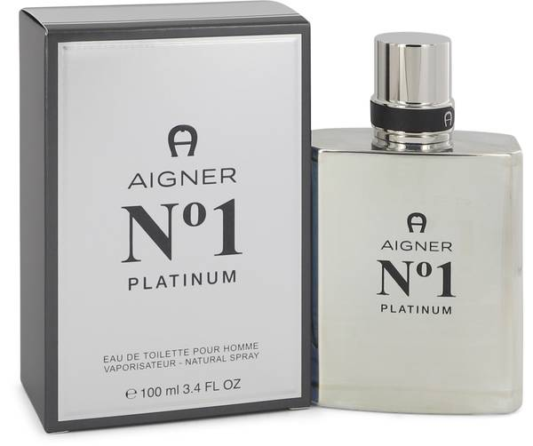 Aigner No. 1 Platinum Cologne