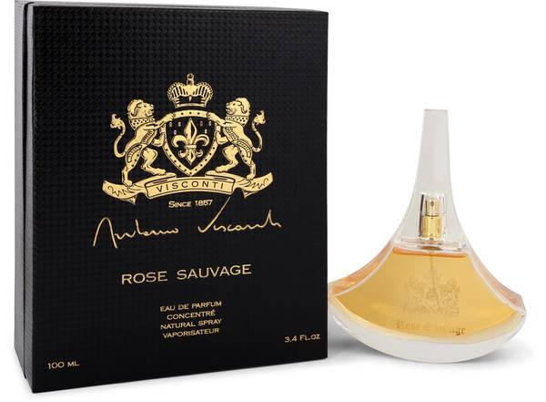 Antonio Visconti Rose Sauvage Perfume