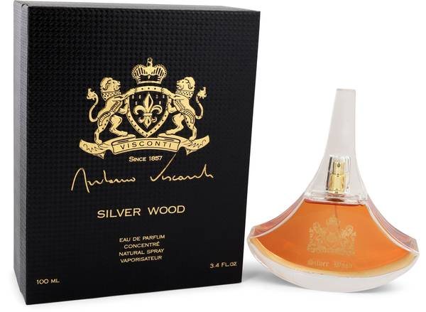 Antonio Visconti Silver Wood Perfume