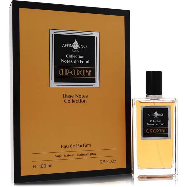 Cuir Curcuma Perfume