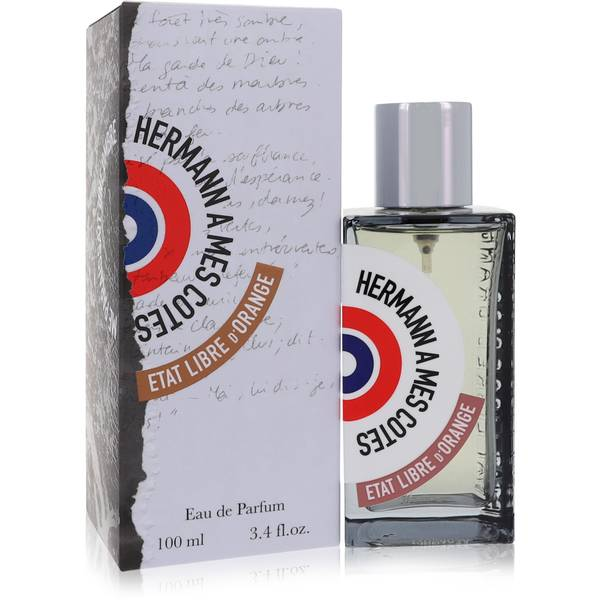Hermann A Mes Cotes Me Paraissait Une Ombre Perfume