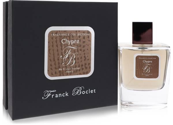 Franck Boclet Chypre Cologne