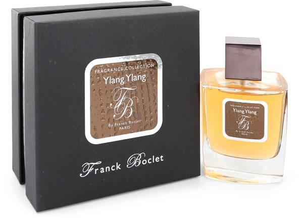 Franck Boclet Ylang Ylang Perfume
