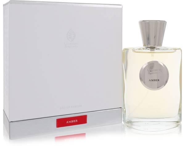 Giardino Benessere Amber Perfume