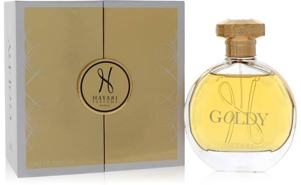 Hayari Goldy Perfume