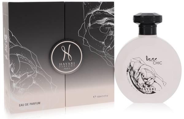 Hayari Rose Chic Perfume