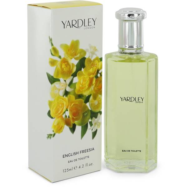 English Freesia Perfume