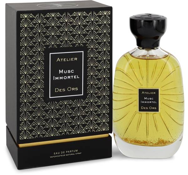 Musc Immortel Perfume by Atelier Des Ors